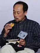 孙海英吃饼