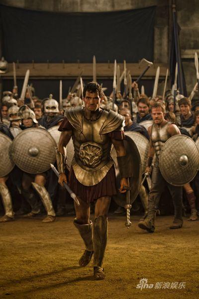 《惊天战神》人物谱:希腊神话VS好莱坞电影
