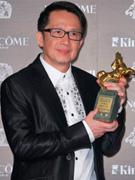 何国杰凭《赛德克》获最佳原创电影音乐