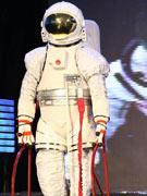 宇航服《飞天》