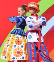 俄罗斯风情舞蹈