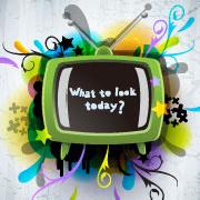 我爱看电视