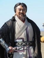 唐国强饰成吉思汗