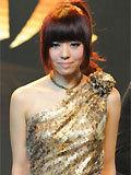 年度微博最具影响力女歌手:张靓颖