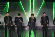 2PM全员帅气亮相