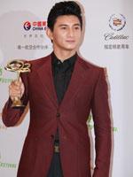 吴奇隆凭《步步惊心》获票选最具人气男演员奖