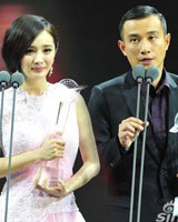 文章杨幂获金鹰节人气大奖