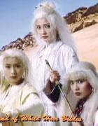 《塞外奇侠》三白发魔女
