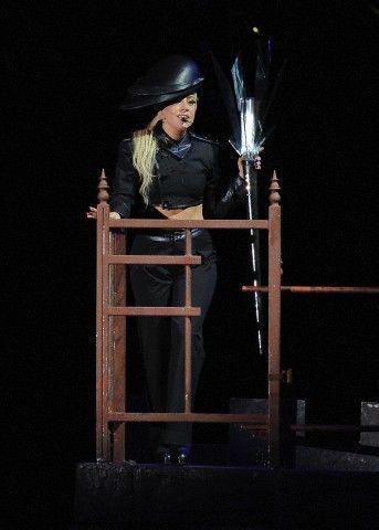 Gaga后现代造型