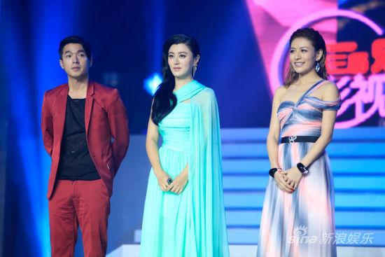 江若琳、李威、陈庭嘉