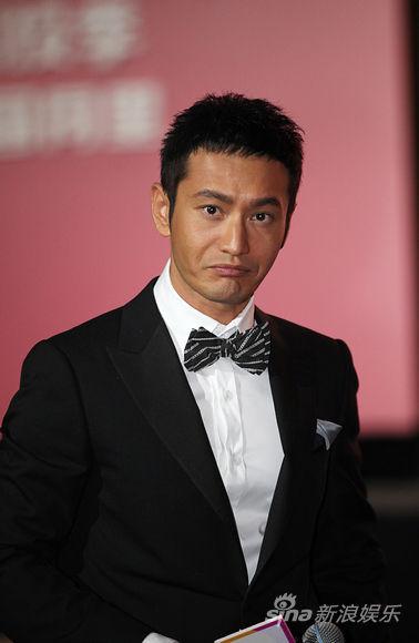黄晓明担任形象大使