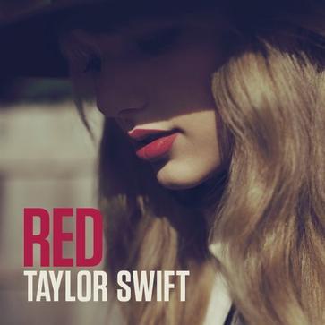 泰勒斯威夫特4砖《Red》测评(2012-10-22发行)