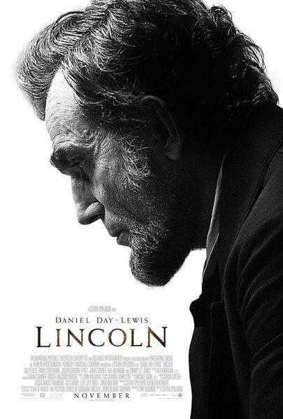 《林肯传》海报