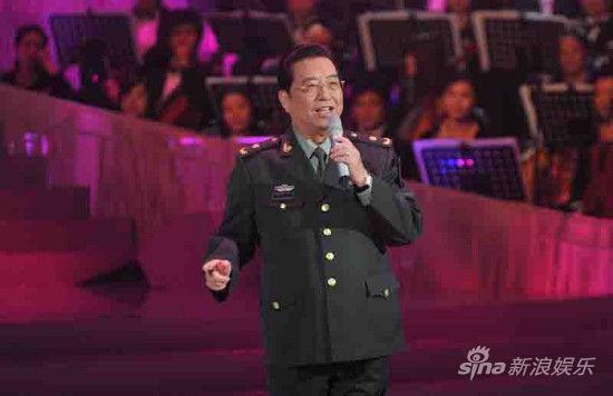 白致瑶演唱会北京举行 李双江杨洪基任嘉宾图片