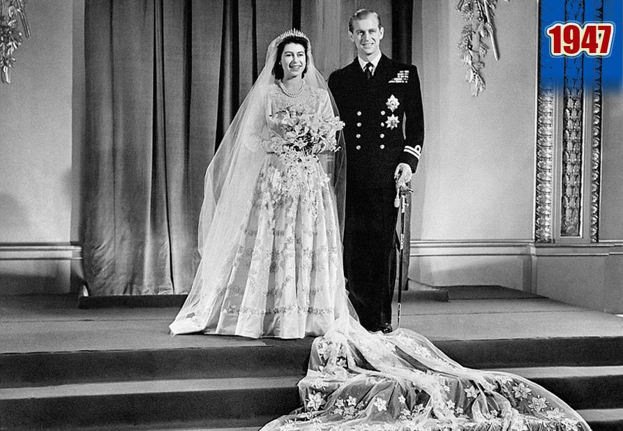 英女王结婚65周年