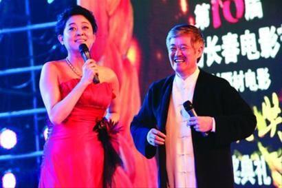 本山与倪萍小品昨晚提前在辽宁卫视春晚上曝光