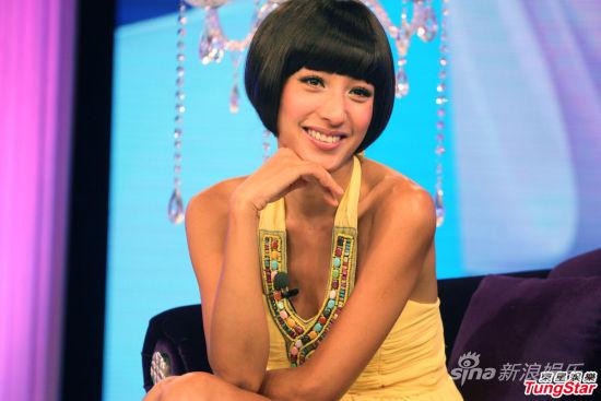 蔣怡為《美麗俏佳人》導師