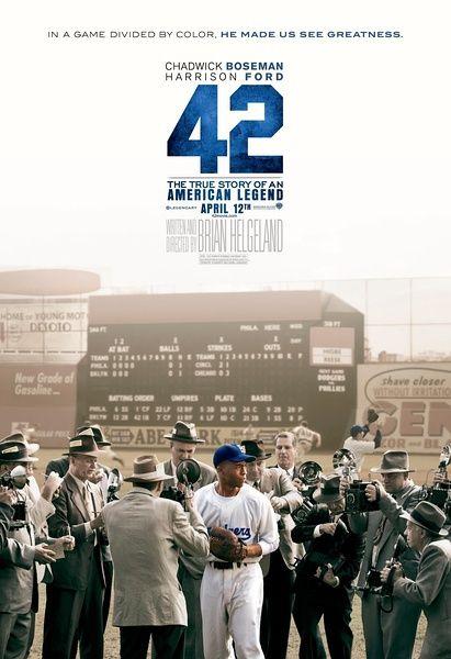 《42号传奇》海报