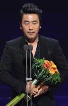 电影大奖:柳承龙