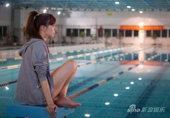 跳水只是周韦彤迈出的第一步