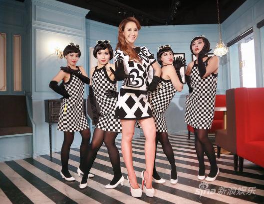 李玟新歌MV全新Stuck舞步十分鐘現學現拍