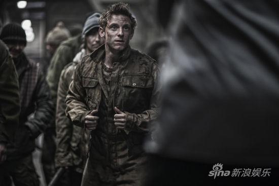 《雪國列車》劇照 充滿鬥志的年輕反抗者Edgar
