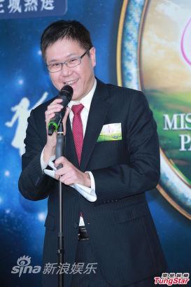 TVB業務總經理鄭善強