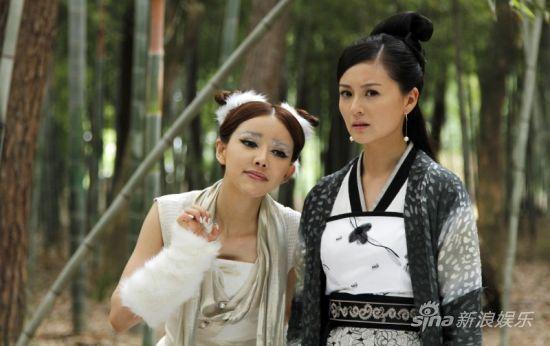 新浪娱乐讯由浙江广厦传媒打造的电视剧《追鱼国语台湾电视剧全集传奇娘家版图片
