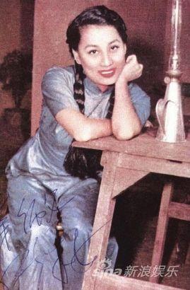 1956年,电影《原野》剧照。