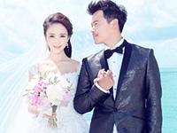 佟丽娅晒婚纱照高呼:我嫁定了嫁对了