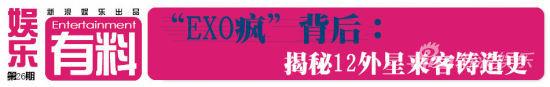 有料Vol.26 揭秘EXO团体铸造史