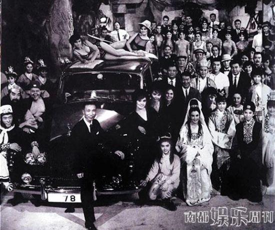 邵逸夫与他的电影帝国。