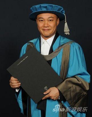 陈奕迅毕业照