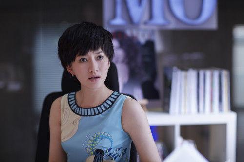 李小冉在《大丈夫》中的表现