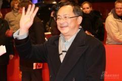 组图:舒淇助阵《文雀》首映红毯刮起华人风