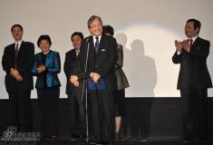 中国电影周开幕《赤壁》众星陈凯歌现身(图)