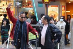 杜琪峰《复仇》香港拍摄黄秋生透露陈冠希近况