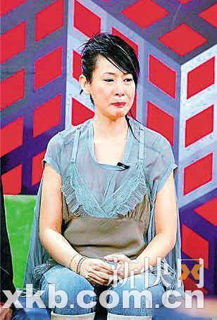 刘若英的四段情:她总是爱上不能爱的男人