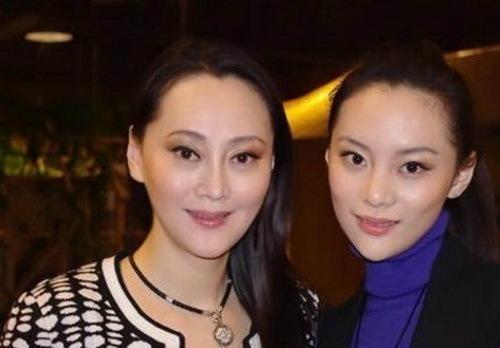 王菲窦靖童领衔10大母女明星姐妹花(图)