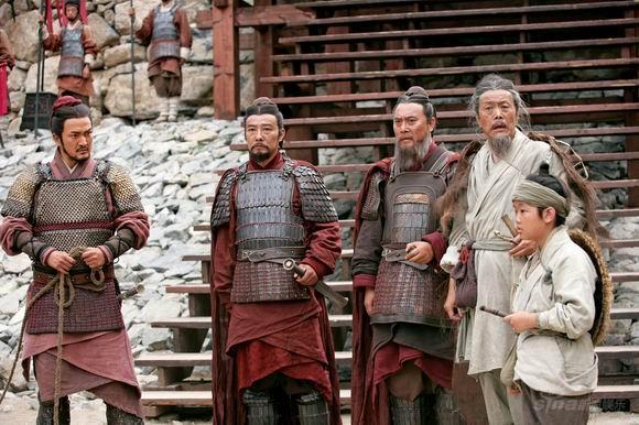 资料图片:电影《赤壁》官方剧照(51)