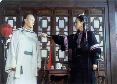 资料图片:电视剧《九岁县太爷》精彩剧照(19)