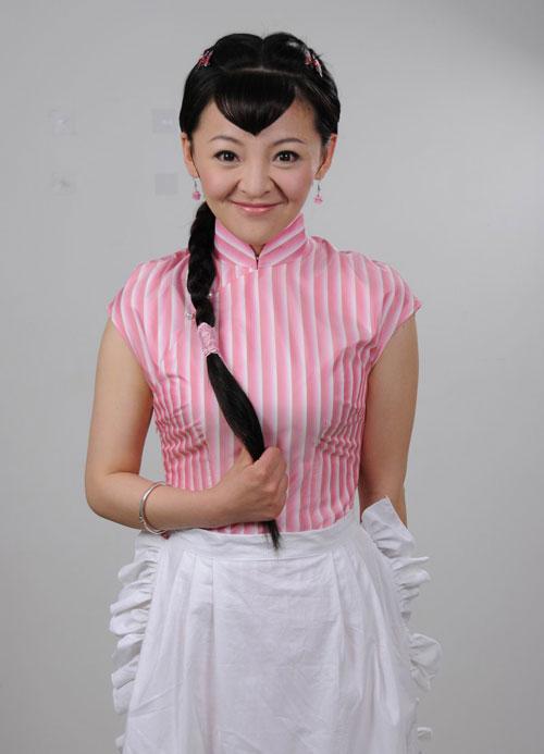 资料图片:电视剧《深宅》精彩剧照(1)