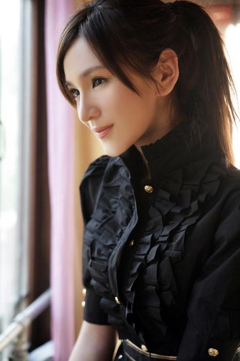 资料图片:王希维精彩写真(7)