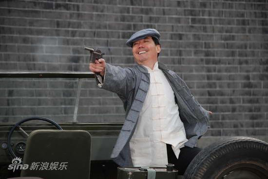资料图片:电视剧《利剑》精彩剧照(1)
