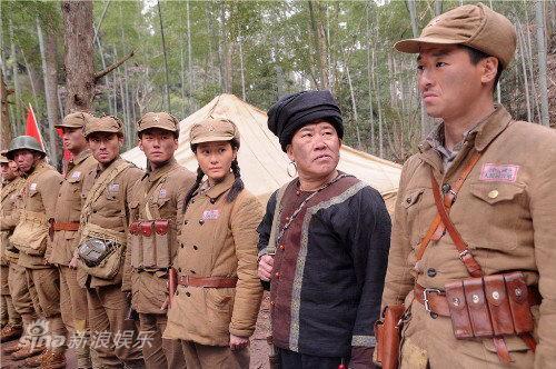 资料图片:《拯救女兵司徒慧》精彩剧照(6)