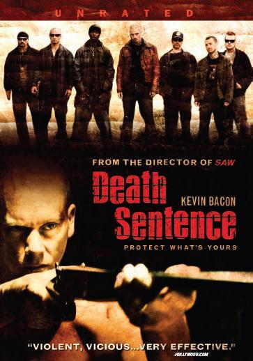 《非法制裁》1区DVD将收录十分钟血腥场面(图)