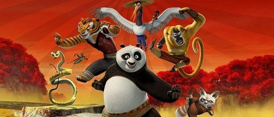 《功夫熊猫》中国观众相当有亲切感