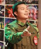 郑州-军人表演富有感染力