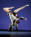 双人舞:古典与现代