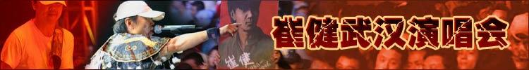 崔健2005武汉演唱会